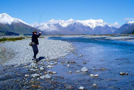 South Island Fly Fishing Guided Trips